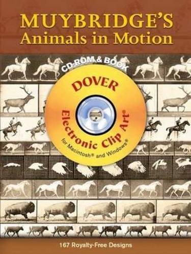 9780486997674: Muybridge's Animals in Motion