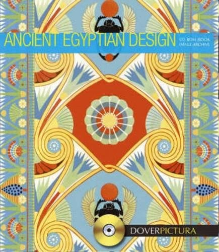9780486998060: Ancient Egyptian Design (Dover Pictura Electronic Clip Art)