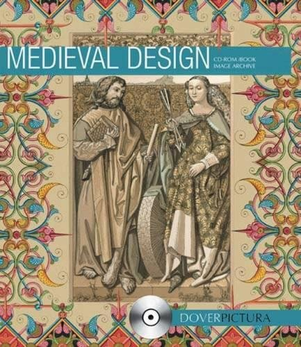 9780486998442: Medieval Design (Dover Pictura Electronic Clip Art)