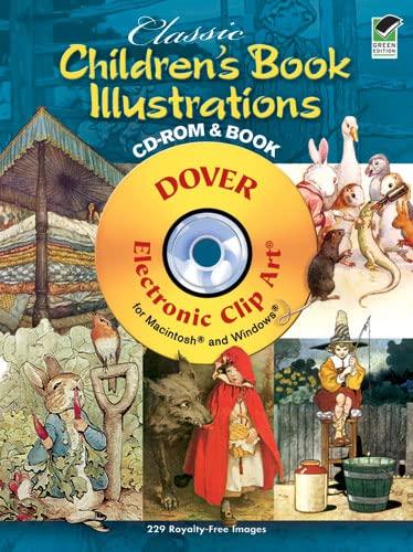 9780486998626: Classic Children's Book Illustrations