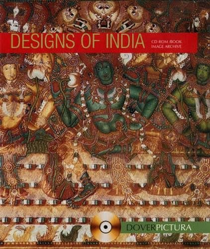 9780486998862: Designs from India (Dover Pictura Electronic Clip Art)