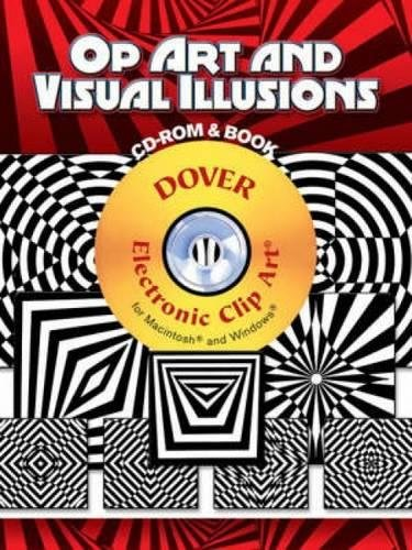 9780486998916: Op Art and Visual Illusions (Dover Electronic Clip Art)