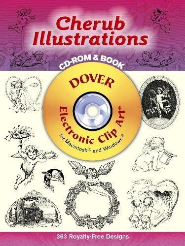 9780486999470: Cherub Illustrations