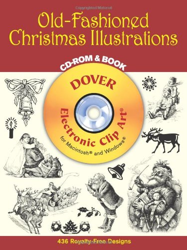 9780486999883: Old-Fashioned Christmas Illustrations