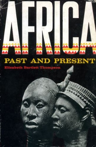 9780487321089: Africa Past and Present
