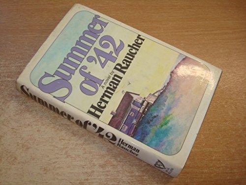 Summer Of 42 Book