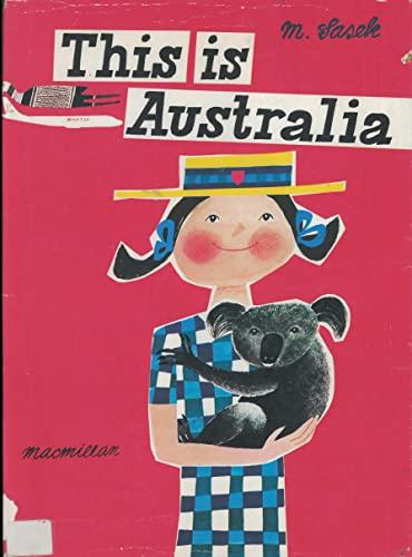 9780491000550: This is Australia