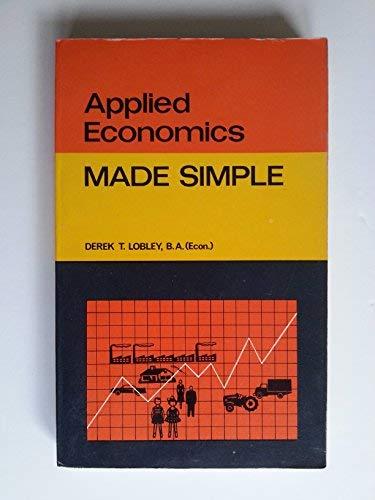 9780491000697: Applied Economics