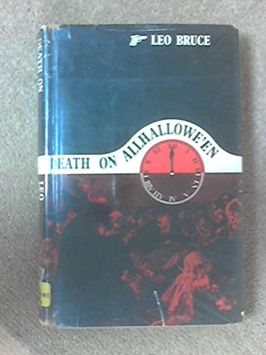 9780491002059: Death on Allhallowe'en