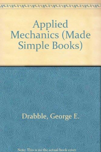 9780491002288: Applied Mechanics (Made Simple Books)