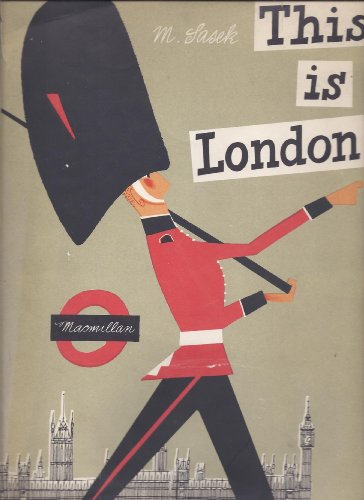9780491002387: This is London