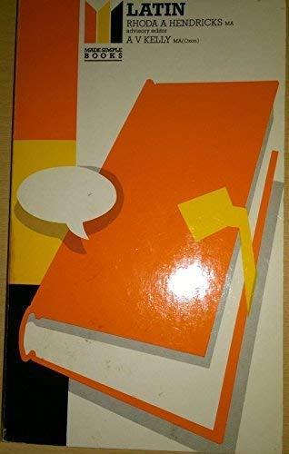 9780491003339: Latin (Made Simple Books)