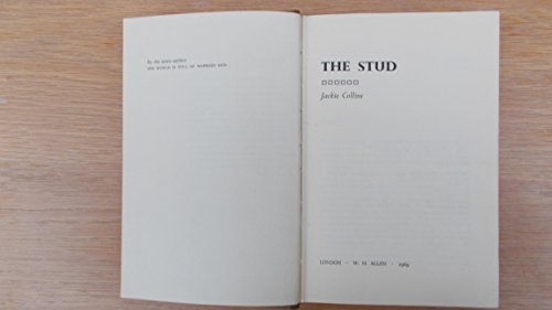 9780491003629: The Stud