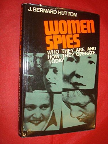 9780491004176: Women Spies