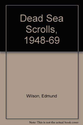 9780491004633: Dead Sea Scrolls, 1948-69