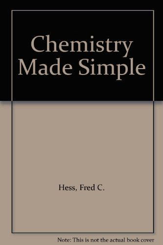 9780491004800: Chemistry Made Simple