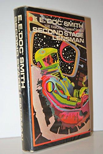 9780491005432: Second Stage Lensmen: The Fifth Novel Of The Lensman Series
