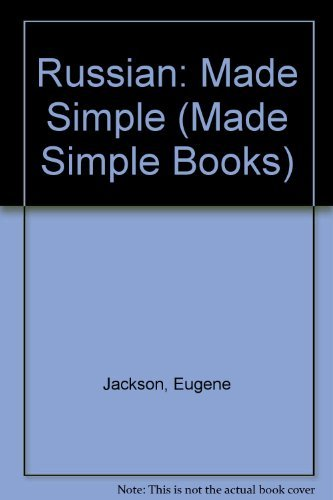 Russian: Made Simple (Made Simple Books): Gordon, Elizabeth Bartlett