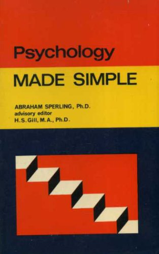 9780491005708: Psychology Made Simple (Made Simple Books)