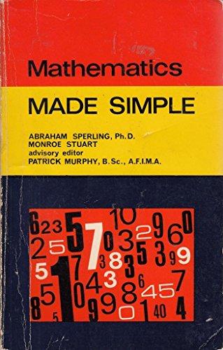9780491005807: Mathematics (Made Simple Books)