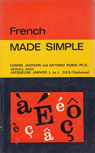 9780491006309: French (Made Simple Books)