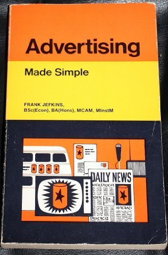 Advertising (Made Simple Books): Jefkins, Frank