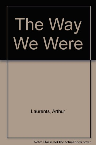 9780491007542: The Way We Were [film tie-in]