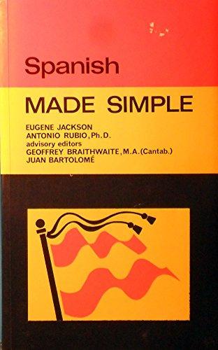 9780491007696: Spanish (Made Simple Books)