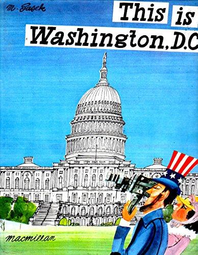 9780491007993: This is Washington D.C.