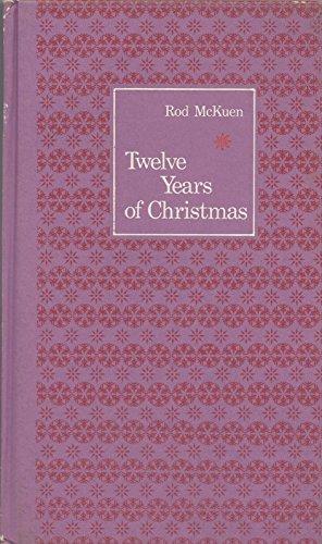 Twelve Years of Christmas *** SIGNED ***: McKuen, Rod