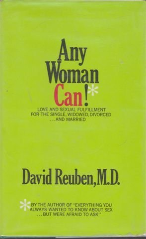 9780491008716: Any Woman Can!