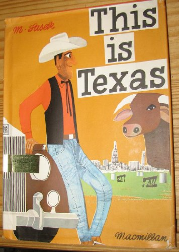 9780491008808: This is Texas