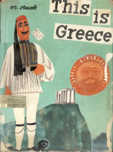 9780491008907: This is Greece