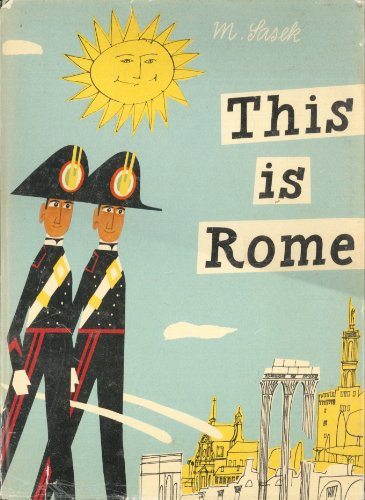 9780491009003: This is Rome