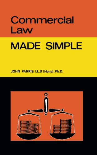 9780491009126: Commercial Law: Made Simple (Made Simple Books)