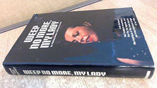 Weep No More My Lady: Judy Garland: Deans, Mickey; Pinchot, Ann