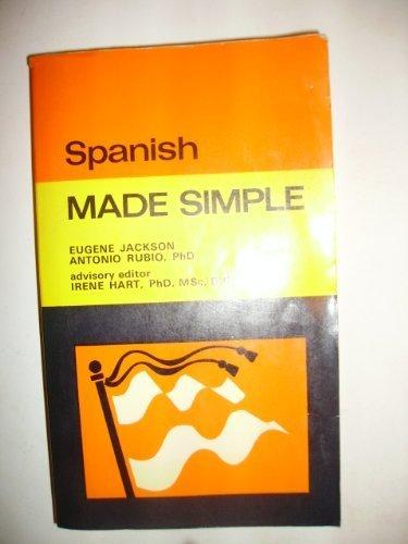 9780491010115: Spanish (Made Simple Books)