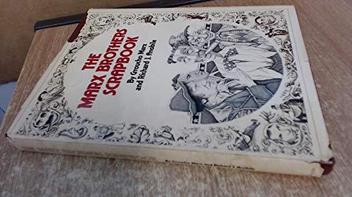 9780491012928: Marx Brothers Scrapbook