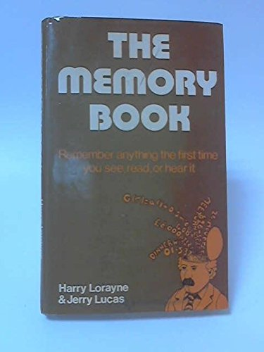 Memory Book (0491015445) by Lorayne, Harry; Lucas, Jerry