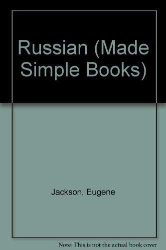 Russian (Made Simple Books): Gordon, Elizabeth Bartlett