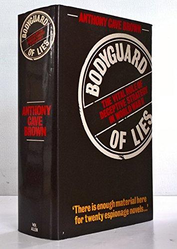 9780491016360: Bodyguard of Lies
