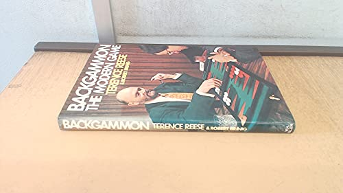 9780491016636: Backgammon: The Modern Game