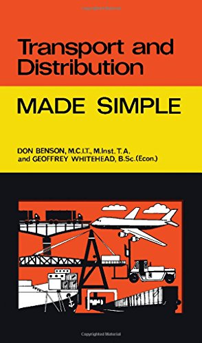 9780491016841: Transport and Distribution (Made Simple Books)