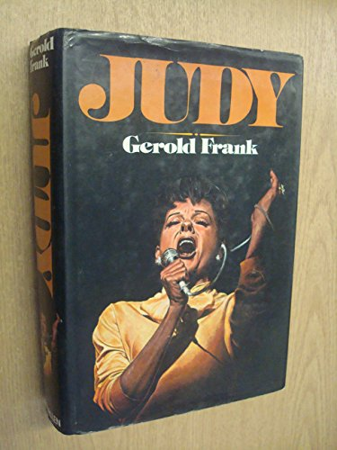 9780491017350: Judy: Judy Garland