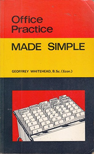 9780491017916: Office Practice (Made Simple Books)
