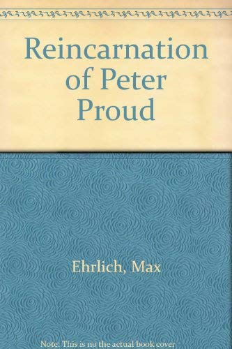 9780491018029: The Reincarnation of Peter Proud (Bantam Books #X6444)