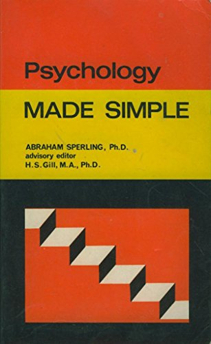 9780491019309: Psychology Made Simple (Made Simple Books)