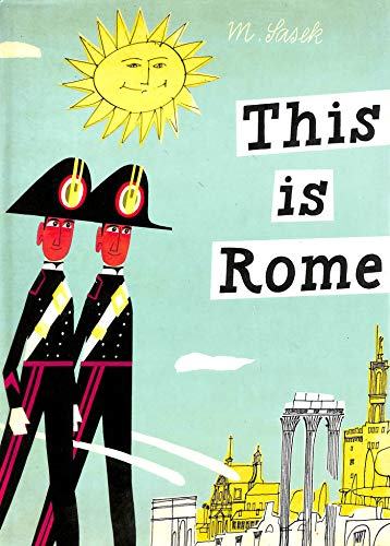 9780491019965: This is Rome