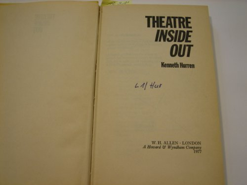 9780491021708: Theatre Inside Out