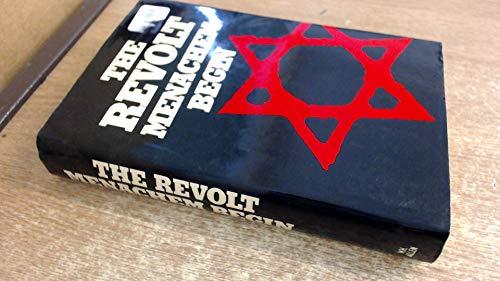9780491022033: The Revolt